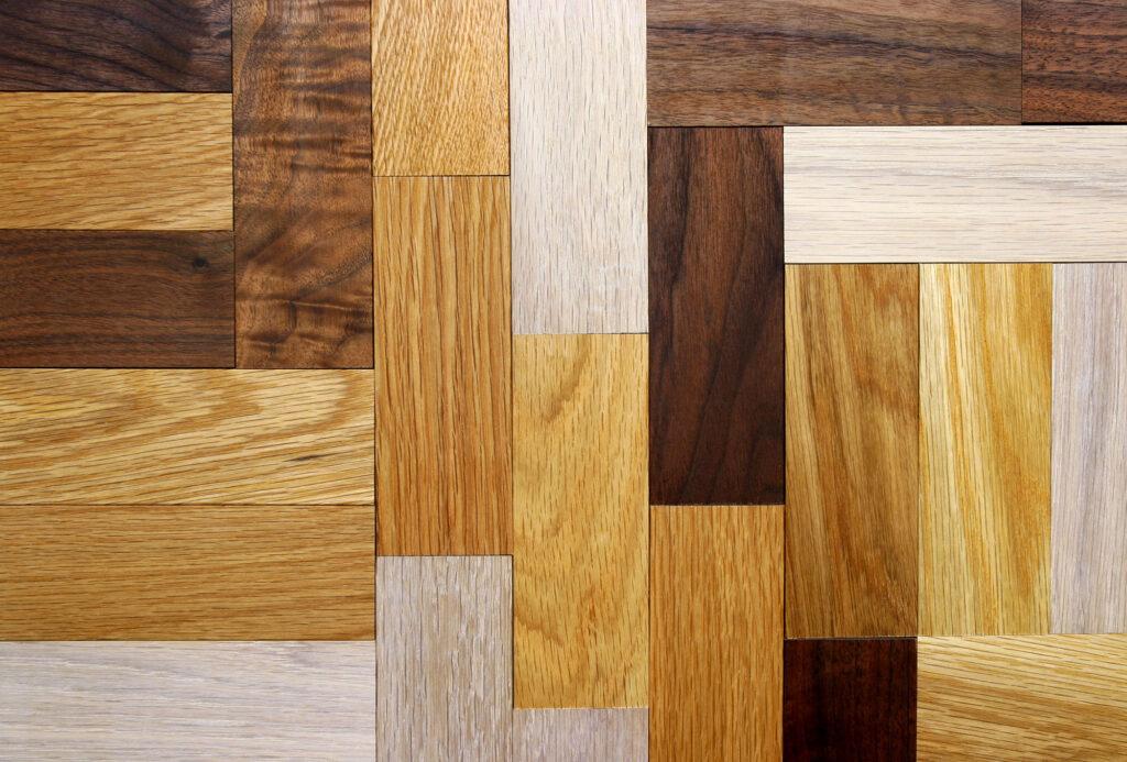 floor staining