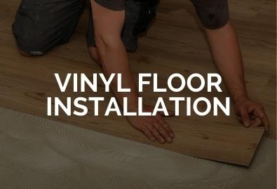 Vinyl floor installation explained
